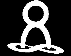 Logo transparente de Referidos por Siempre